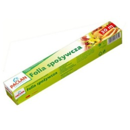PACLAN PACLAN Пленка полиэтиленовая в коробке 30мх29см