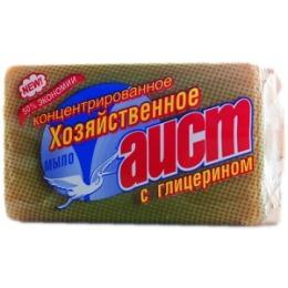 АИСТ АИСТ Хозяйственное мыло АИСТ с глицерином в обертке 150г