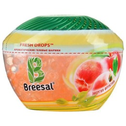 BREESAL Breesal Гелевые шарики Fresh Drops Энергия фруктов