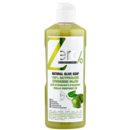 ZERO ZERO Мыло для очищения оливковое для любых поверхностей 500мл