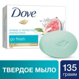 Dove DOVE Крем-мыло Инжир и лепестки апельсина 135гр