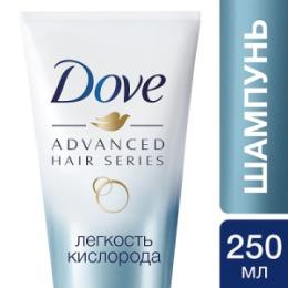 Dove DOVE Шампунь увлажняющий Advanced Hair Series Легкость кислорода 250мл