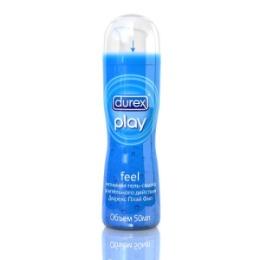 DUREX DUREX Гель-смазка интимная Play Feel классическая длительного действия 50мл