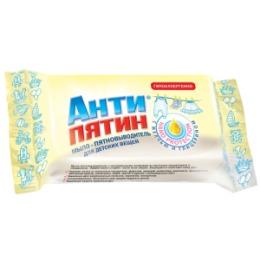 АНТИПЯТИН АНТИПЯТИН Мыло-пятновыводитель для детских вещей 90г