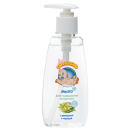 МОЕ СОЛНЫШКО МОЕ СОЛНЫШКО Мыло для подмывания младенцев 200мл