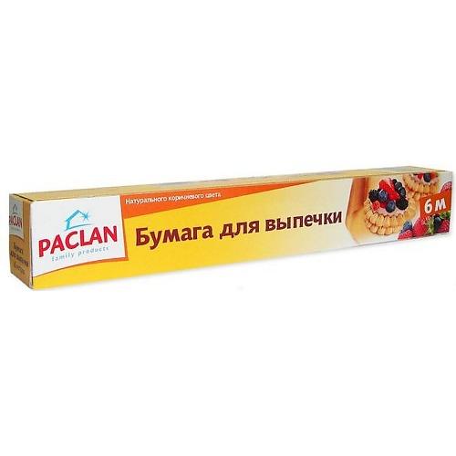 PACLAN PACLAN Бумага для выпечки в коробке 6мх29см