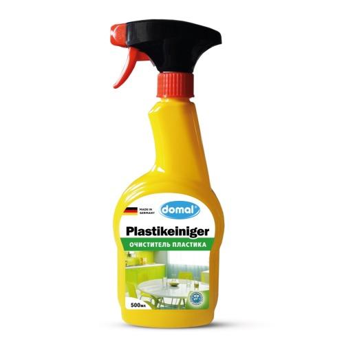 DOMAL Domal Чистящий спрей для пластмассы с эффектом Анти-пыль 500мл