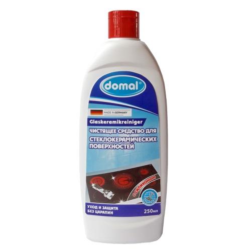 DOMAL Domal Жидкое чистящее средство для стеклокерамических плит 250мл