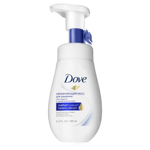 Dove DOVE Мусс для умывания Увлажняющий 160мл