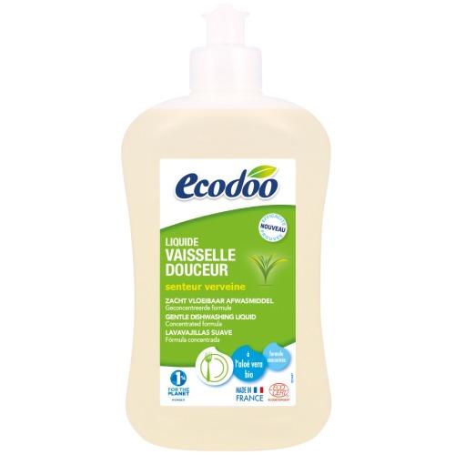 ECODOO ECODOO Средство для мытья посуды Алое вера 500 мл