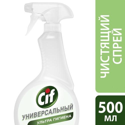 CIF CIF Универсальный чистящий спрей Антибактериальный 500мл