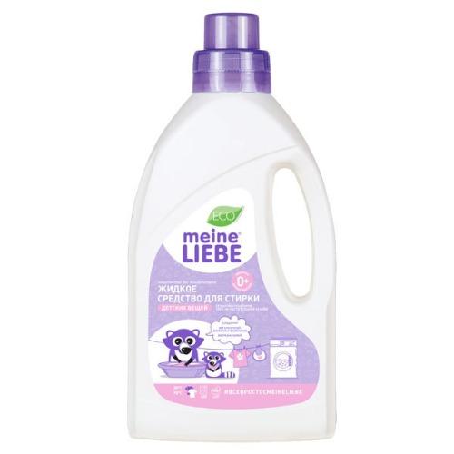 Meine Liebe MEINE LIEBE Жидкое средство для стирки детских вещей, концентрат 800 мл