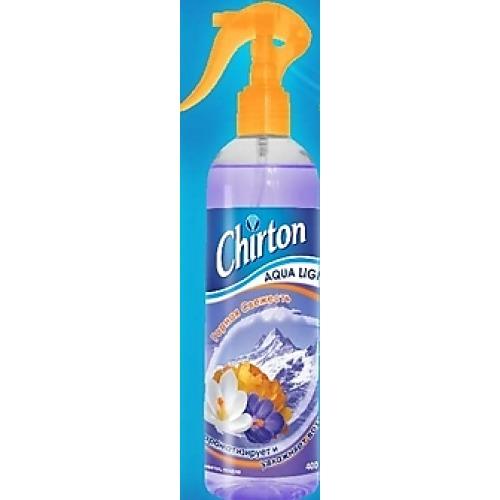 CHIRTON CHIRTON Освежитель воздуха водный Горная Свежесть 400мл