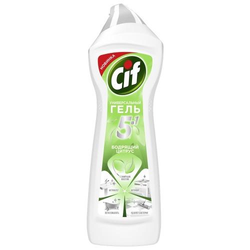 CIF CIF Чистящий Гель для всех поверхностей Бодрящий цитрус 750мл