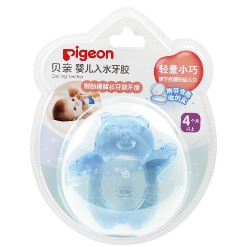 PIGEON Pigeon Прорезыватель охлаждающий Pigeon Cooling Teether Bear (мишка)