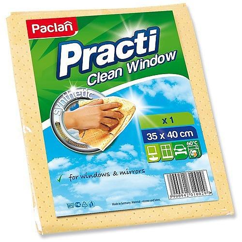 PACLAN PACLAN Салфетка для полировки стекол 1шт 35*40см