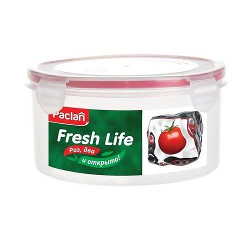 PACLAN PACLAN Fresh Life Контейнер круг для продуктов 0,68 л