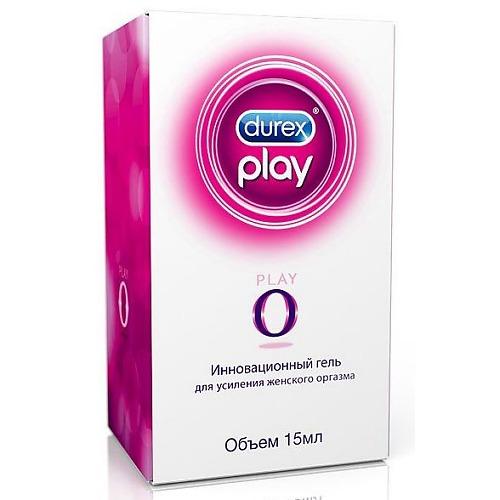 DUREX DUREX Инновационный гель для усиления женского оргазма Play O 15мл