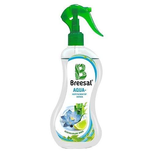 BREESAL Breesal AQUA-нейтрализатор запаха Освежающий микс 375 мл