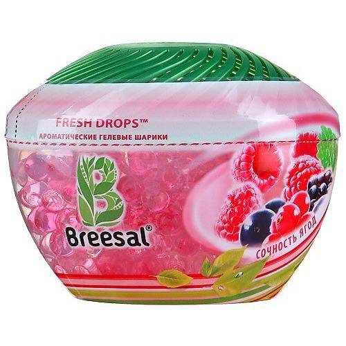 BREESAL Breesal Гелевые шарики Fresh Drops Сочность ягод