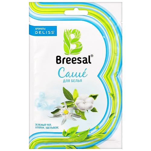 BREESAL Breesal Ароматическое саше для белья Кашемировый уют