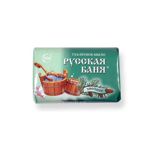 Свобода СВОБОДА Мыло Русская баня хвойное 100г