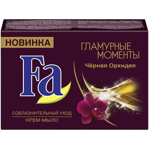 Fa Fa Мыло Кусковое Гламурные моменты 90г