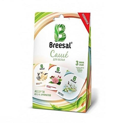 BREESAL Breesal Ароматическое мини-саше Ассорти 19,5г