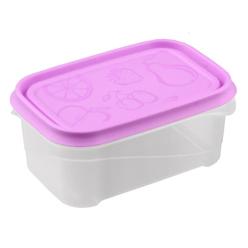 БЫТПЛАСТ Бытпласт Контейнер для холодильника и микроволновой печи Фриз 0,7л