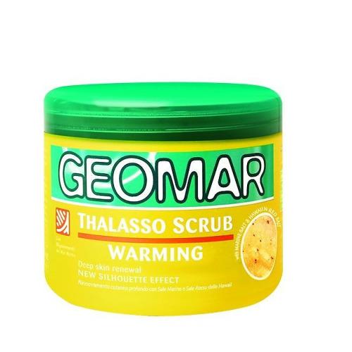 GEOMAR GEOMAR Талассо-скраб с ароматом банана 600 г
