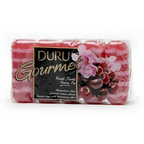 Duru DURU GOURMET Мыло Вишня э/пак 5*75г