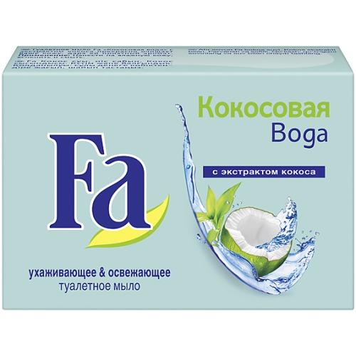 Fa FA Кусковое мыло Кокосовая вода 90 г