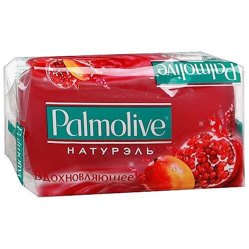 Palmolive ПАЛМОЛИВ Мыло Вдохновляющее Гранат и манго 90г
