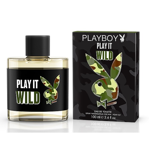 Playboy PBY PROMO Wild т/в муж 100 мл