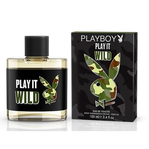Playboy PBY PROMO Wild т/в муж 60мл