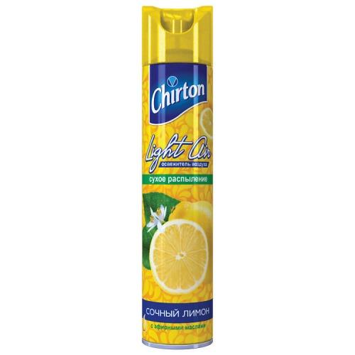 CHIRTON CHIRTON Лайт Эйр Освежитель воздуха Сочный лимон 300мл
