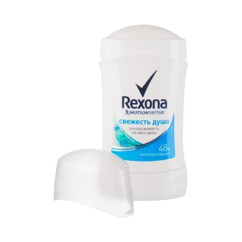 Rexona REXONA Антиперспирант-карандаш женский Свежесть душа 40 мл