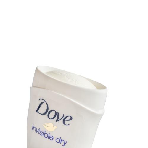Dove DOVE Дезодорант антиперспирант карандаш женский Невидимый 40мл