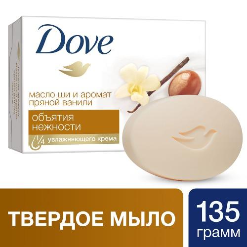Dove DOVE Крем-мыло Объятия нежности 135гр