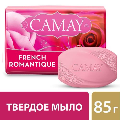 CAMAY CAMAY Мыло туалетное Романтик 85г