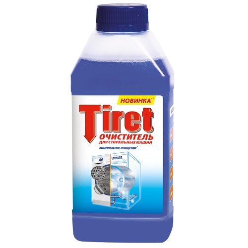 Tiret TIRET Очиститель для стиральных машин 250мл