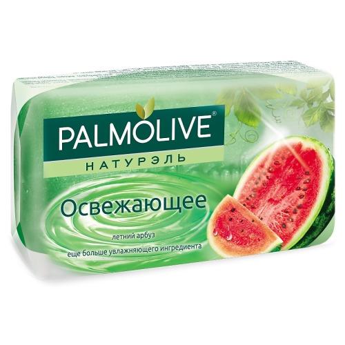 Palmolive ПАЛМОЛИВ Мыло Освежающее Летний арбуз 90г