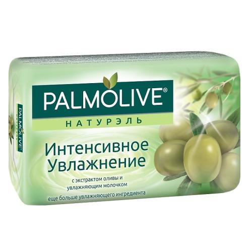 Palmolive ПАЛМОЛИВ Мыло Натурэль Интенсивное увлажнение с экстрактом оливы и увлажняющим молочком 90г