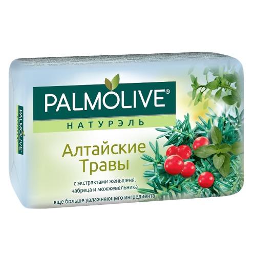 Palmolive ПАЛМОЛИВ Мыло Алтайские травы 90г