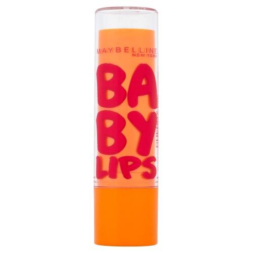 Maybelline New York MAYBELLINE Бальзам для губ Baby Lips Вишня