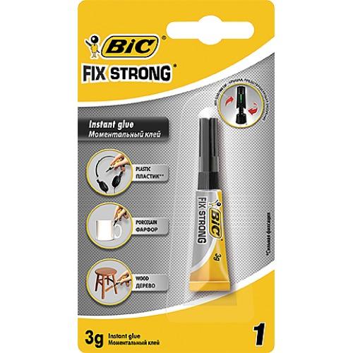BIC BIC Универсальный супер-клей Fix Strong 3г