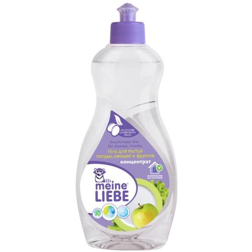 Meine Liebe MEINE LIEBE Гель для мытья посуды, овощей и фруктов, концентрат
