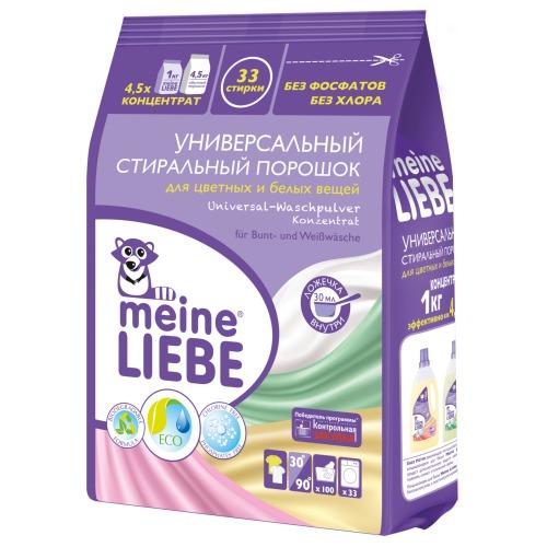 Meine Liebe MEINE LIEBE Универсальный стиральный порошок концентрат