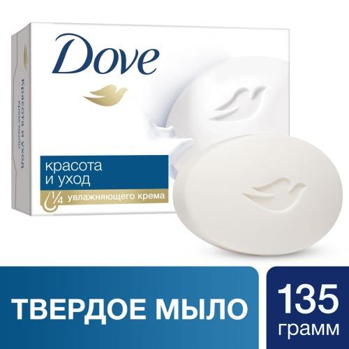 Dove DOVE Крем-мыло Красота/Уход135г