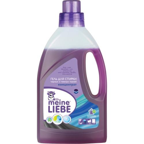 Meine Liebe MEINE LIEBE Гель для стирки черных и темных тканей концентрат